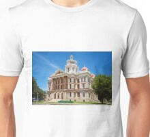 Coryell County Courthouse Unisex T-Shirt