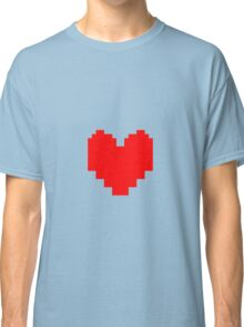 Undertale - Red Soul Classic T-Shirt