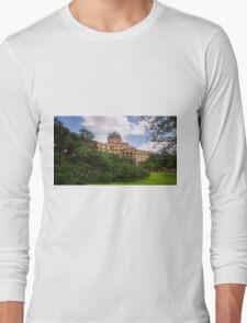 Academic Building Long Sleeve T-Shirt