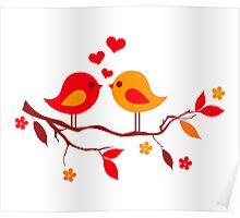 cute birds #10 Poster