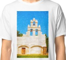 Mission San Juan Capistrano  Classic T-Shirt