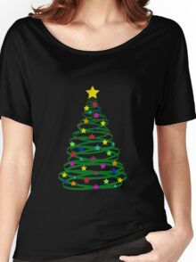 christmas tree Women's Relaxed Fit T-Shirt