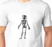 Disco Skelly Unisex T-Shirt