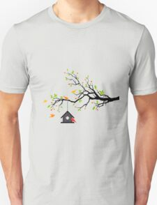 cute birds #12 Unisex T-Shirt