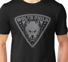 "The Cult Tribute T-Shirt ""Wolfs Child"" - Goth - New Wave - Rock and Roll Unisex T-Shirt"