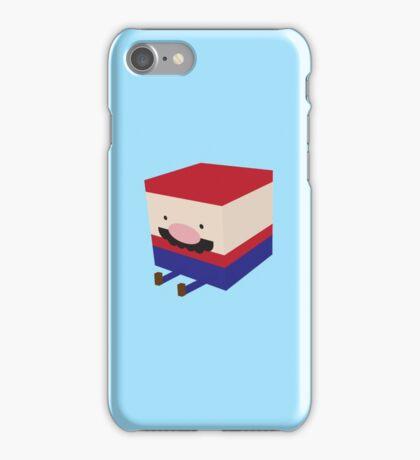 Blockio iPhone Case/Skin