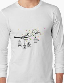 cute birds #13 Long Sleeve T-Shirt