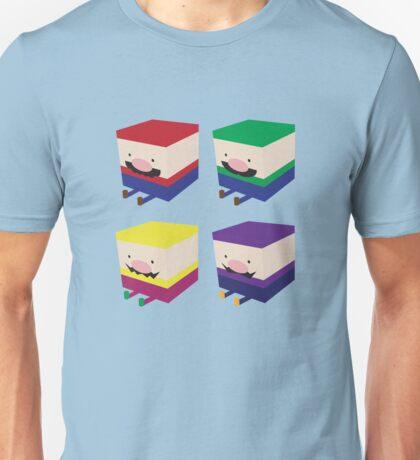 Blockios Unisex T-Shirt