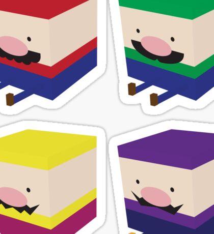 Blockios Sticker