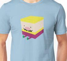 Yellow Blockio Unisex T-Shirt