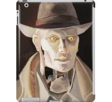 Synth Detective iPad Case/Skin