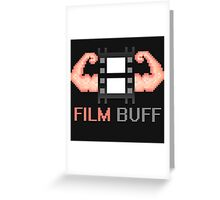 Film Buff Greeting Card
