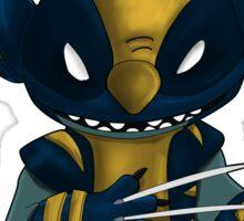Stitch Wolverine Sticker