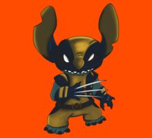 Stitch Wolverine Kids Tee