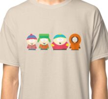 South Park Characters Classic T-Shirt