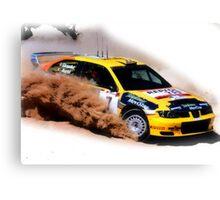 Seat Cordoba WRC Evo Canvas Print