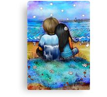 Your Light Shines Bright Canvas Print