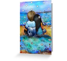 Your Light Shines Bright Greeting Card