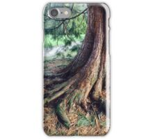 Cannon Hill (Birmingham) 'A Beautiful Tree' by Simon Williams-Im iPhone Case/Skin