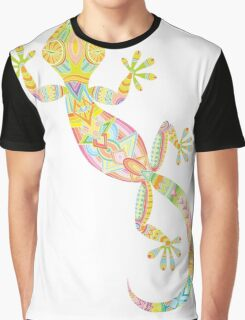 lizard #4 Graphic T-Shirt