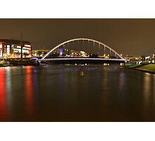 Des Moines River Photographic Print