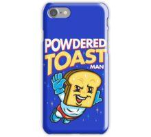 Super Toast Man iPhone Case/Skin