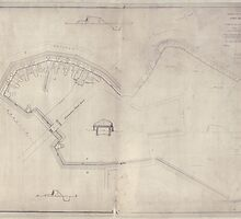 Civil War Maps 0394 Fort Sedgwick by wetdryvac