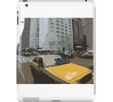 NewYork by Simon Williams-Im iPad Case/Skin