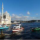 Ortakoy, Istanbul, Turkey by Zoe Marlowe