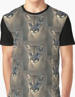Cougar Graphic T-Shirt