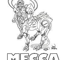 MERKABA MECHA, meccacon by MECCACON
