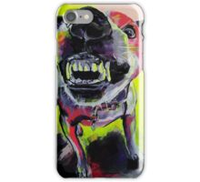 Little ANGRY one iPhone Case/Skin