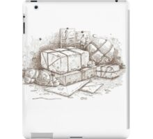 Memories, Wrapped Parcels and Letters iPad Case/Skin