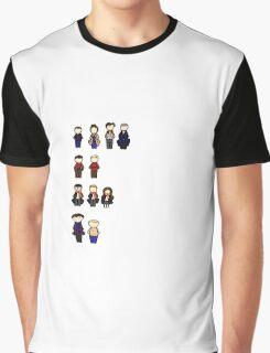 WhoMerPotterLock Graphic T-Shirt