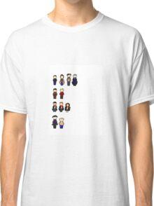 WhoMerPotterLock Classic T-Shirt