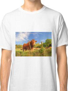Big, Bad, Bradfield Bull Classic T-Shirt