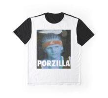 KRISTAPS PORZINGIS (PORZILLA) KNICKS Graphic T-Shirt