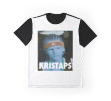 KRISTAPS PORZINGIS (NEW YORK KNICKS) Graphic T-Shirt