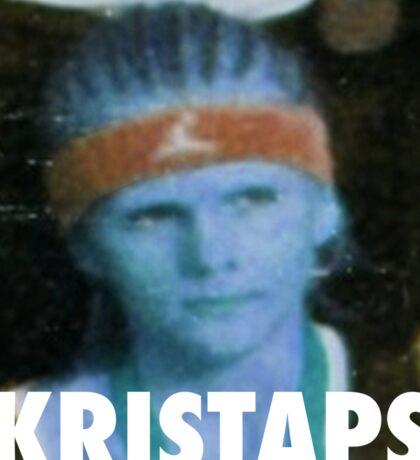 KRISTAPS PORZINGIS (NEW YORK KNICKS) Sticker