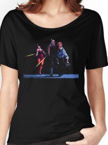 Maggie, Snake, Mr President Women's Relaxed Fit T-Shirt
