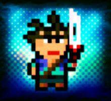 Pixel Piracy - Filthy Pirate Sticker