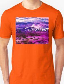 Abstract Ocean Fantasy II Unisex T-Shirt