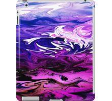 Abstract Ocean Fantasy II iPad Case/Skin