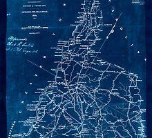 Civil War Maps 0548 Lancaster District South Carolina Inverted by wetdryvac