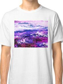 Abstract Ocean Fantasy III Classic T-Shirt