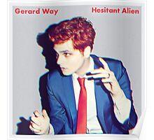Hesitant Alien Poster