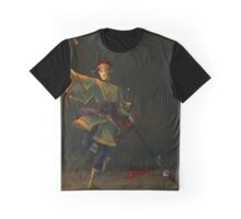 warrior's performance Graphic T-Shirt