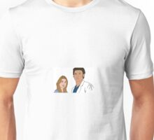 Cartoon MerDer Unisex T-Shirt