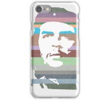 Che Guevara technicolor iPhone Case/Skin