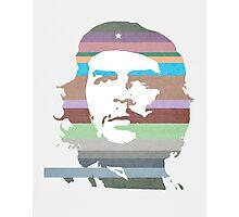Che Guevara technicolor Photographic Print